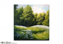 #1606 A Walk in the Woods ~SOLD / VENDU~