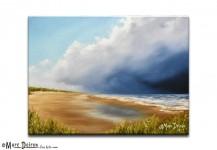 #1708 Dark Clouds at Sea ~SOLD/VENDU~
