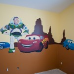 Cars and Toy Story