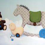 Toys Mural