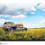 #1304 L'auto à Grand-Père